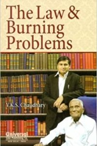 The_Law_and_Burning_Problems